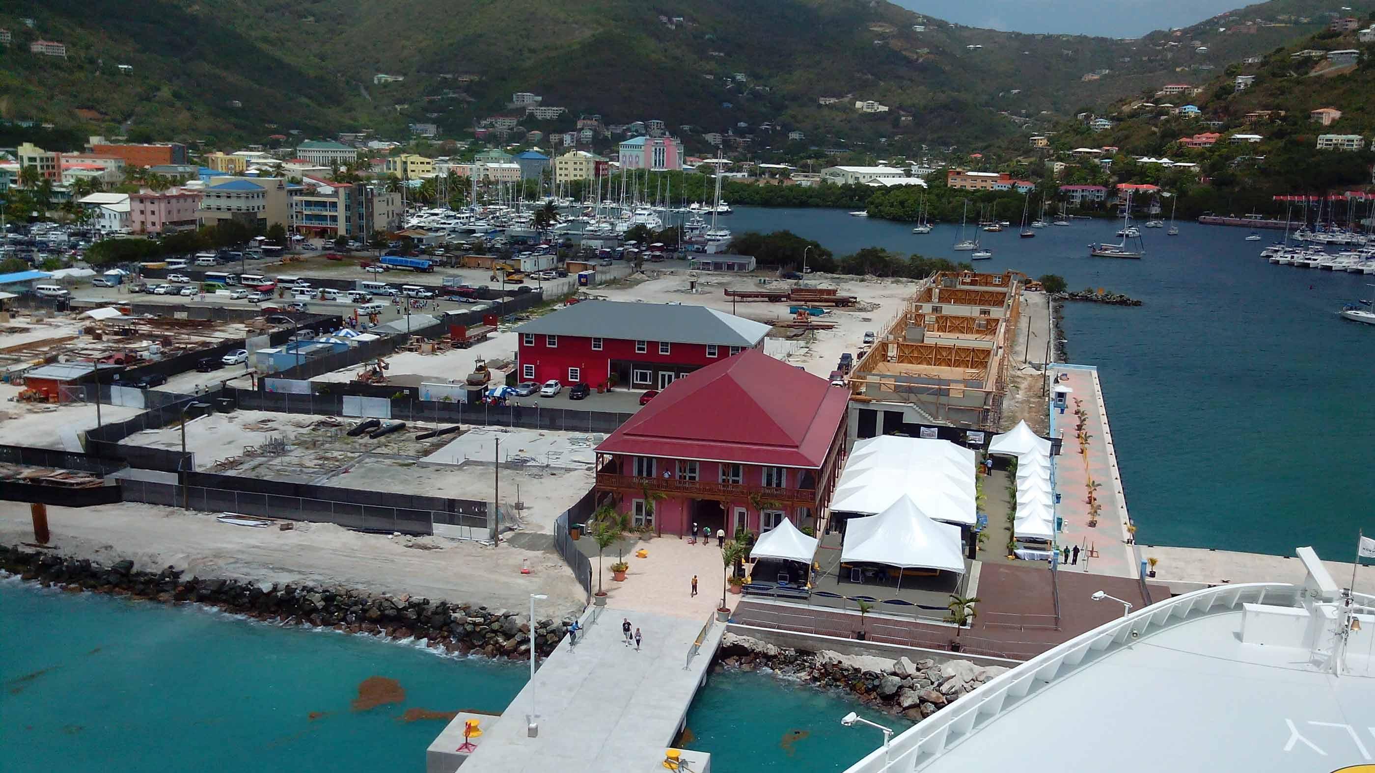 Idea S Tortola Pier Park Opens Hugh Darley S Blog